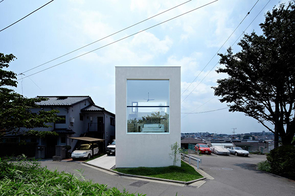 small compact modern house japan (15)