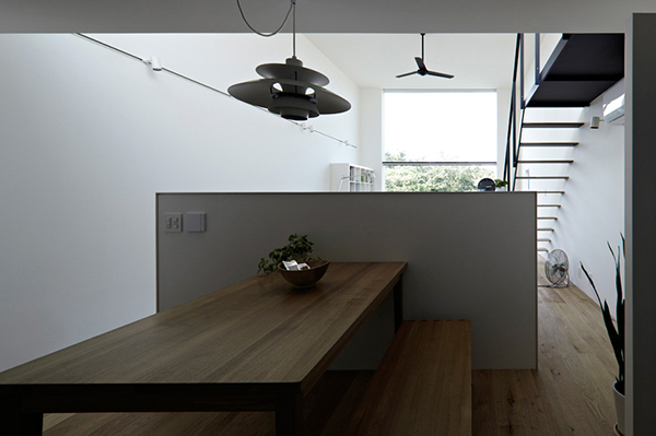 small compact modern house japan (5)