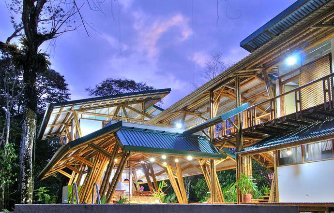 tropical resort bamboo nature (10)