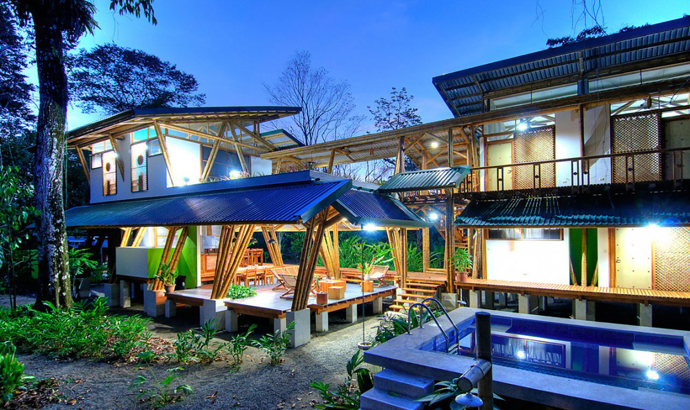 tropical resort bamboo nature (18)