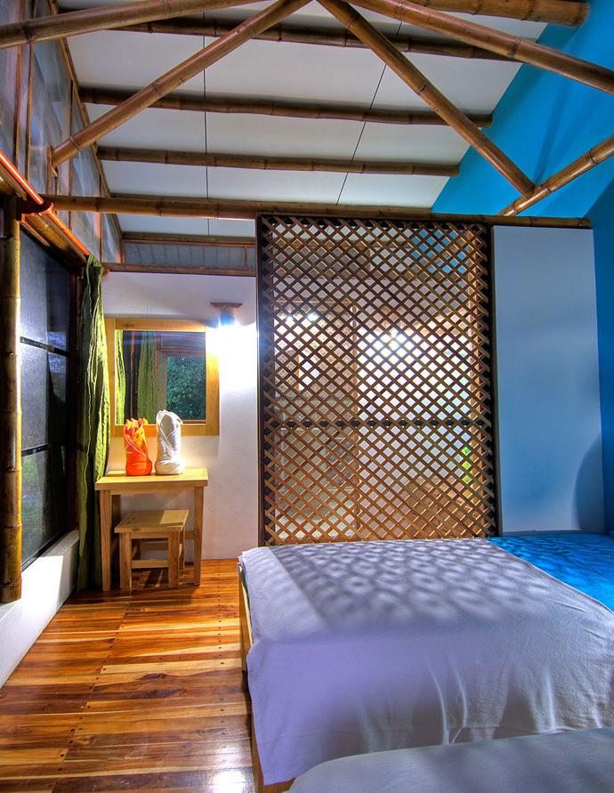 tropical resort bamboo nature (3)