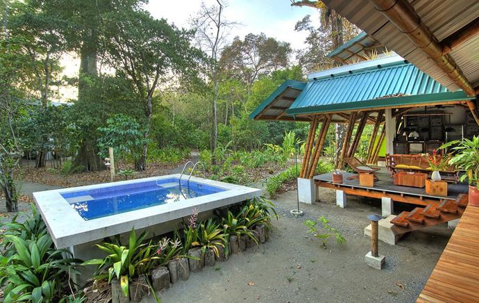 tropical resort bamboo nature (4)