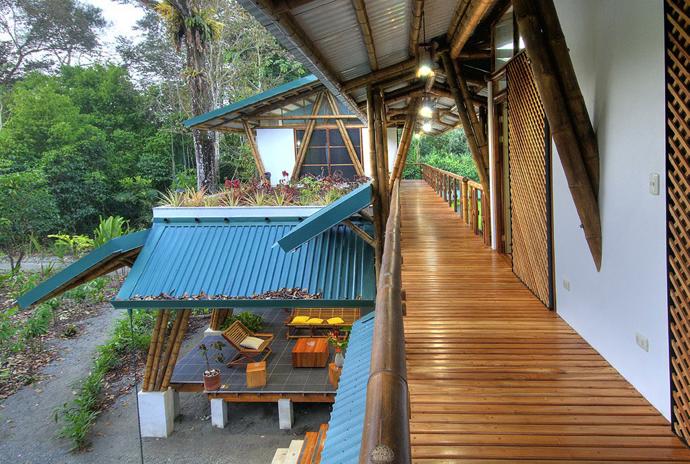 tropical resort bamboo nature (8)