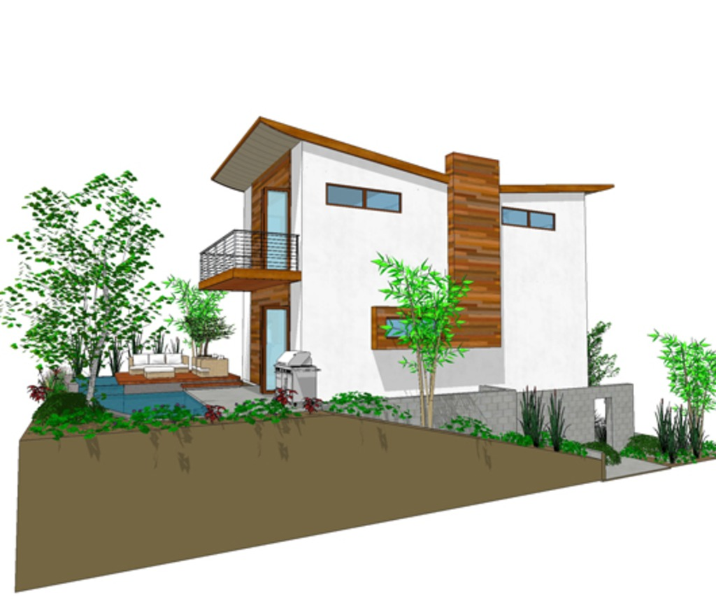 3 storey modern house plan (1)