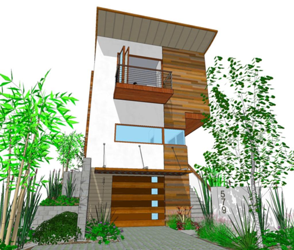 3 storey modern house plan (7)