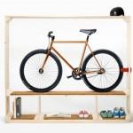 ไอเดียชั้นวางจักรยาน ออกแบบได้อย่างทันสมัย และใช้ได้สารพัดประโยชน์