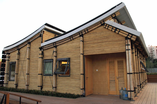 bamboo house  (5)