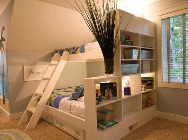 bedroom decoration bunk bed idea (13)