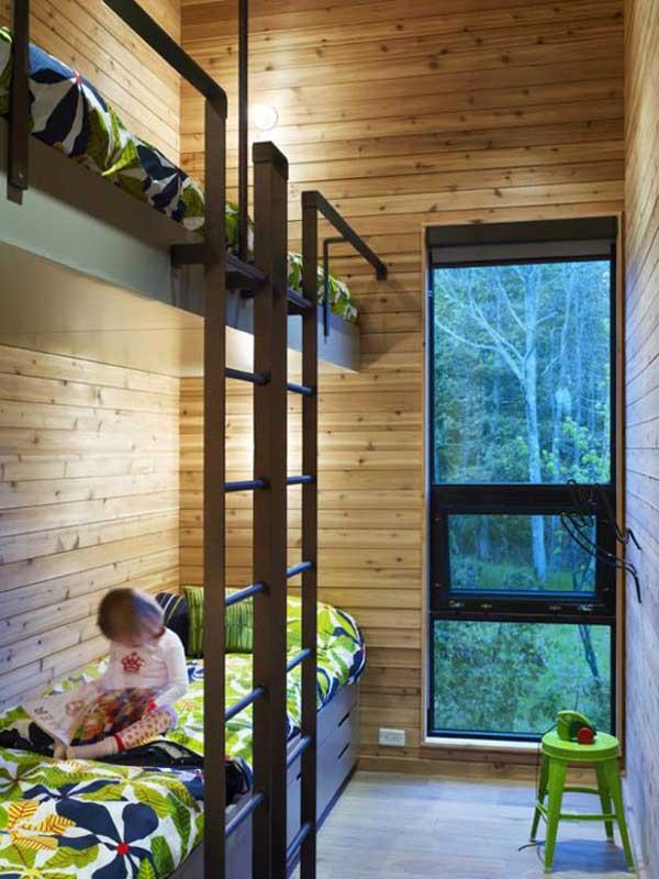 bedroom decoration bunk bed idea (15)