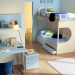 รวมไอเดียเด็ด ใช้เตียงสองชั้นตกแต่งห้องนอน ให้ใช้งานได้สารพัดประโยชน์