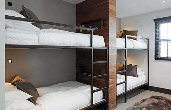 bedroom decoration bunk bed idea (9)