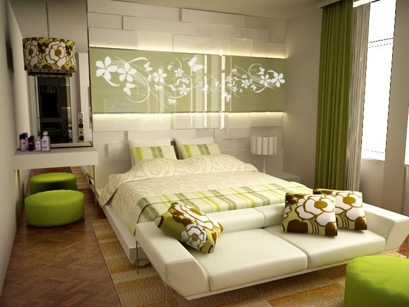 bedroom idea for family (5)