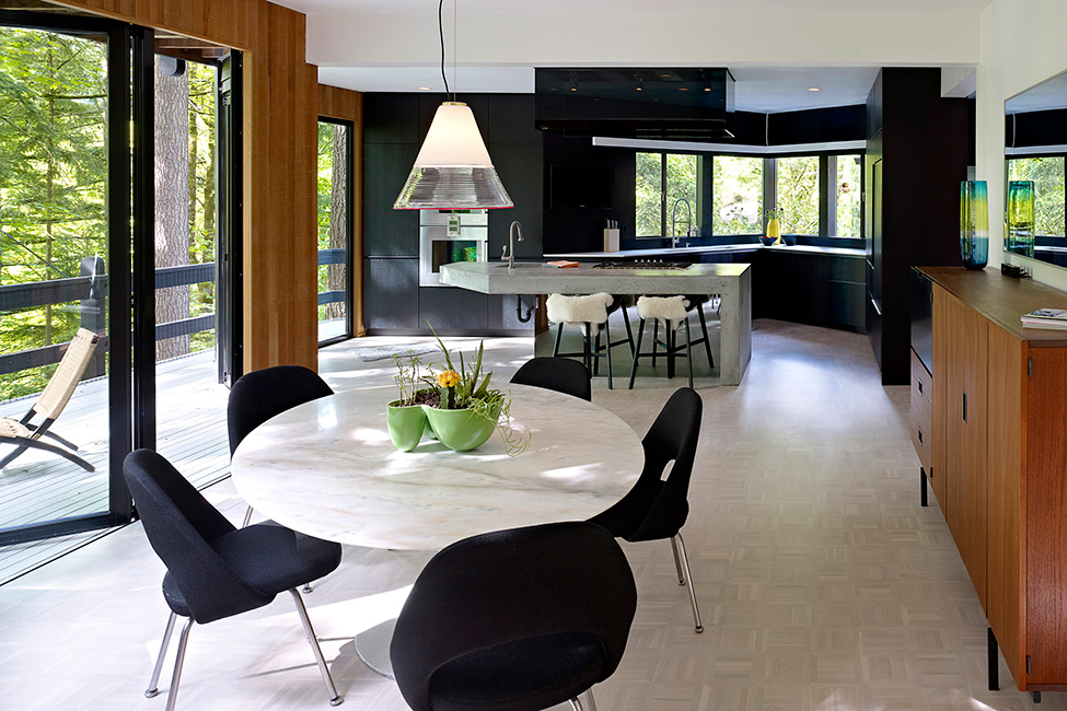 cottage modern contemporary house monotone  (9)