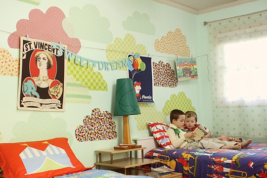 decoration ideas for kid bedroom (2)