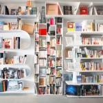 รวม 20 ไอเดีย สร้างห้องสมุดสวยๆ เอาไว้ภายในบ้านของเราเอง