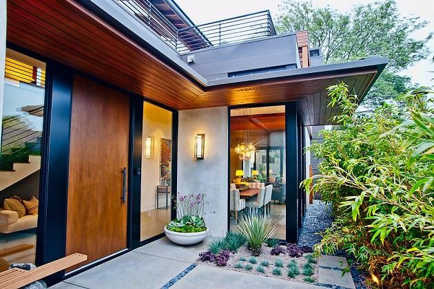 house design modern wood glass cool ideas (7)