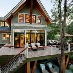 แบบบ้านมีใต้ถุน ออกแบบให้ระบายอากาศได้ดี เหมาะกับเมืองไทยมาก