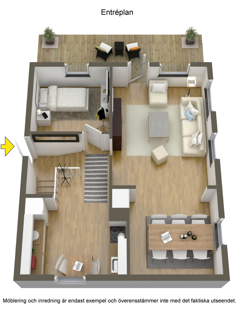 house plan cottage small warm family wood naibann (6)