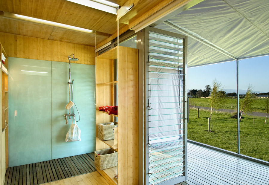 idea container house wooden cool (2)