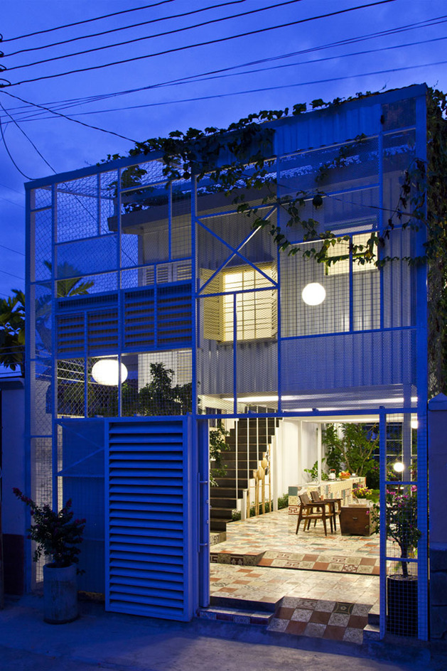 industrial house modern retro natural in city (12)