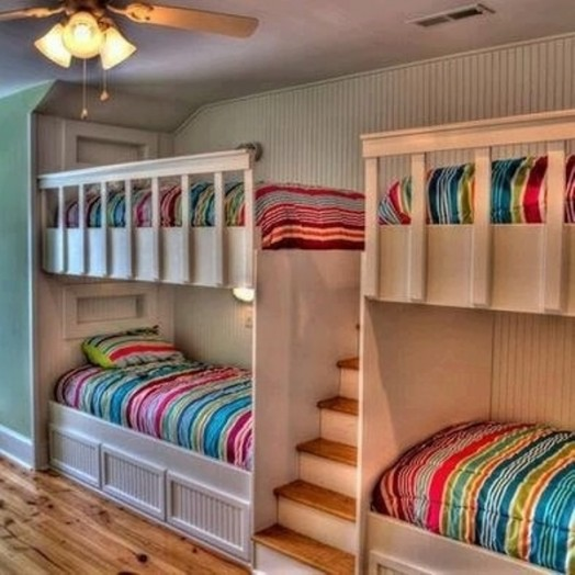 kids bedroom ideas for family (15)