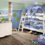 ไอเดียดีๆสำหรับตกแต่งห้องให้ลูกน้อย เปลี่ยนห้องนอนกลายเป็นห้องในฝัน