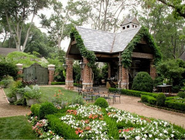 lanscape lawn idea for you house (1)