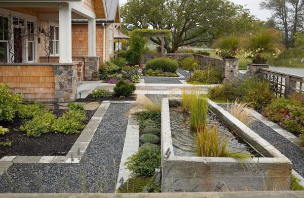 lanscape lawn idea for you house (10)