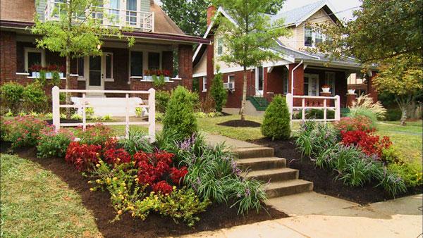 lanscape lawn idea for you house (11)