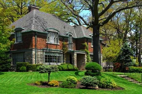lanscape lawn idea for you house (13)
