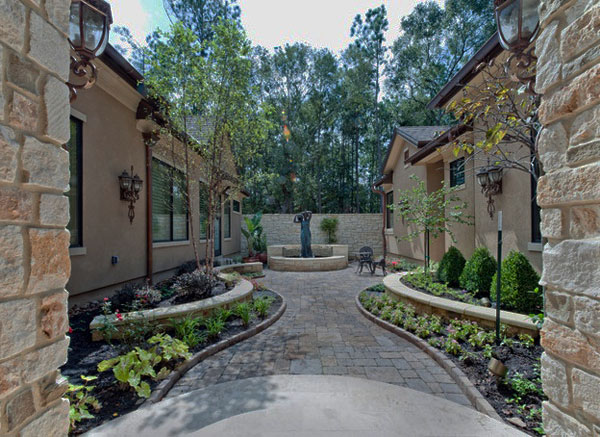 lanscape lawn idea for you house (15)