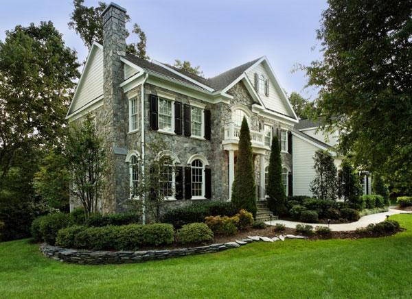 lanscape lawn idea for you house (16)