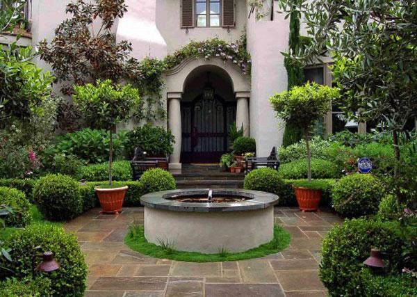 lanscape lawn idea for you house (17)