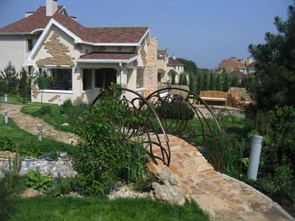 lanscape lawn idea for you house (19)