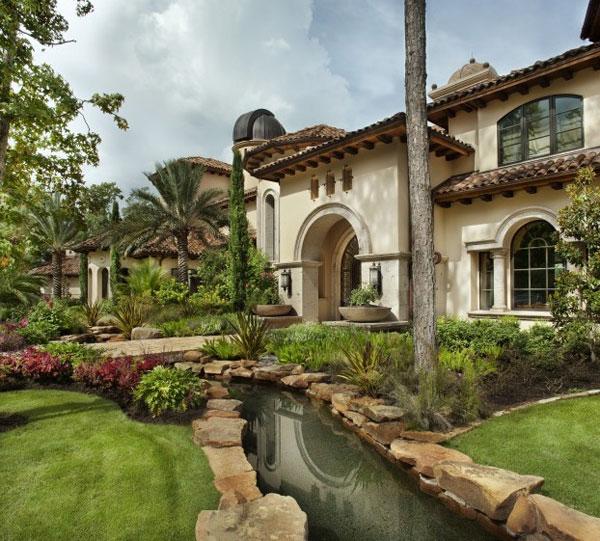 lanscape lawn idea for you house (5)