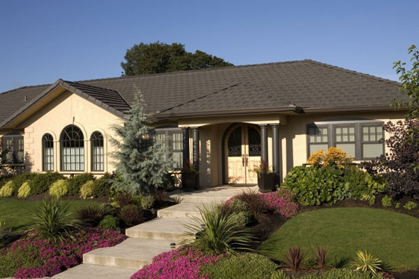 lanscape lawn idea for you house (6)