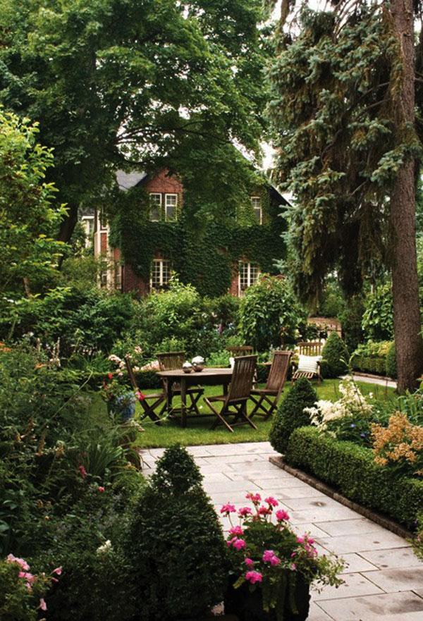 lanscape lawn idea for you house (8)