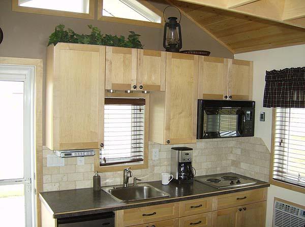 mini wood cottage living house (6)