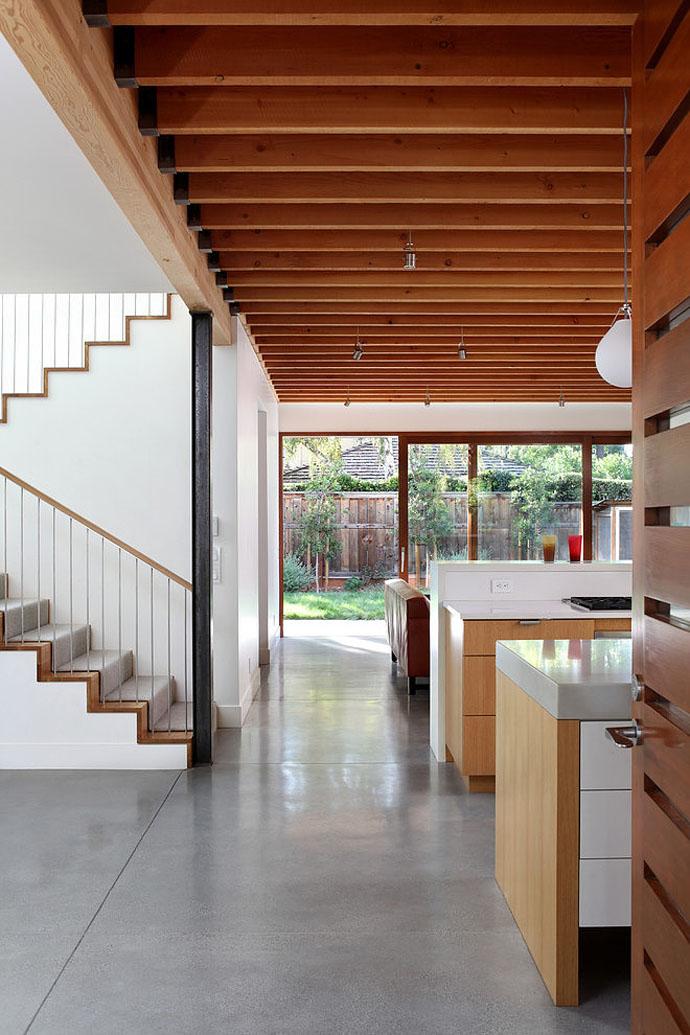 modern contemporary house garden (10)