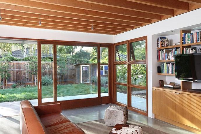 modern contemporary house garden (2)