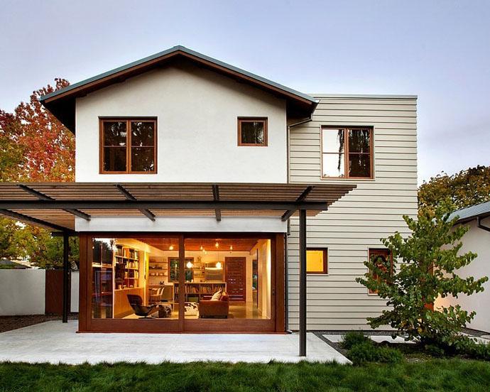 modern contemporary house garden (4)