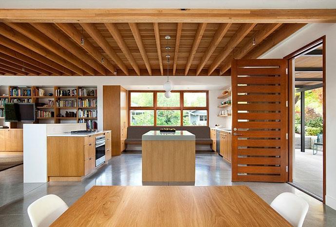 modern contemporary house garden (8)