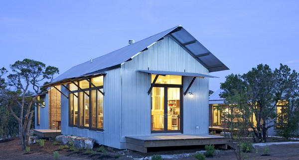 modern contemporary metal sheet house (10)