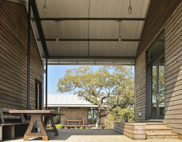 modern contemporary metal sheet house (11)
