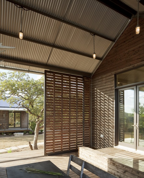 modern contemporary metal sheet house (13)