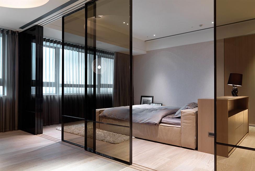 modern contemporary rich room condominium decoration (4)