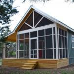 บ้านกระท่อมไม้สไตล์โมเดิร์น จัดสรรพื้นที่ลงตัวเหมาะกับคนพื้นที่น้อย และงบจำกัด