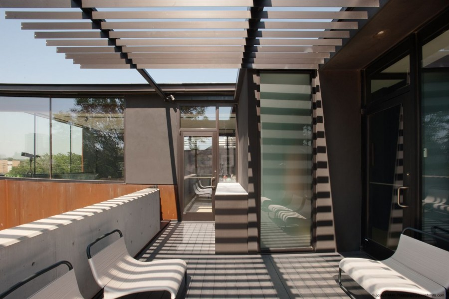 modern house city concrete cool idea (1)