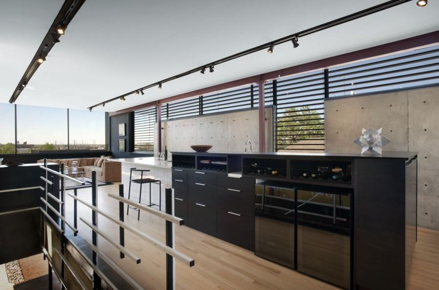 modern house city concrete cool idea (14)