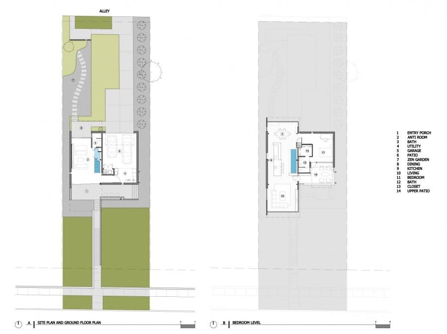 modern house city concrete cool idea (15)
